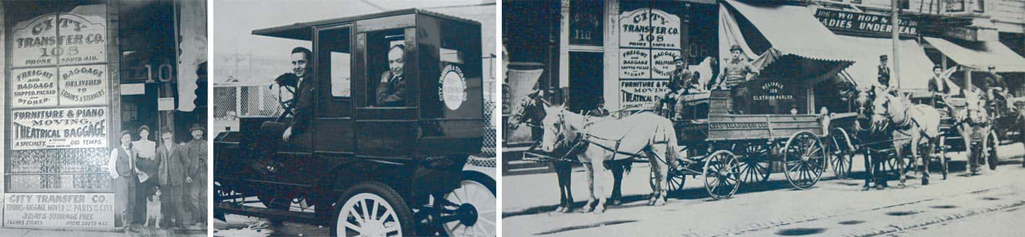 City Transfer Historical Photo